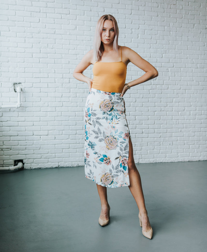 Botanical Dreams Skirt