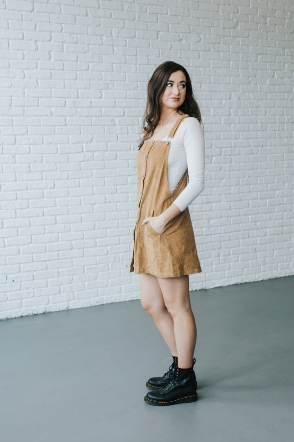 Woodlands Jumper Dress