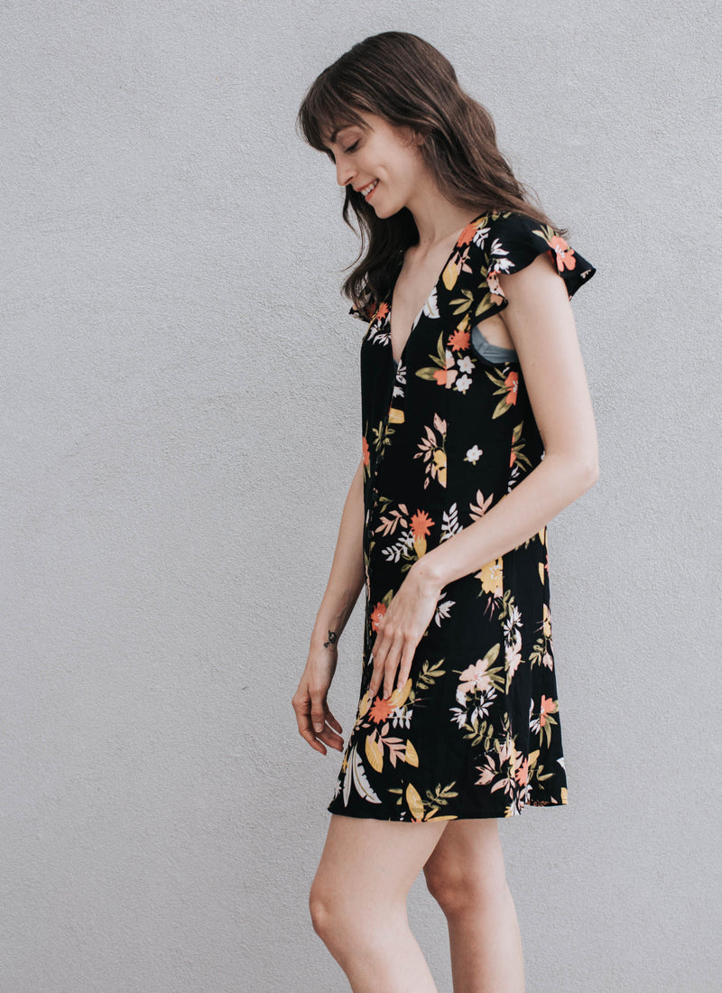 Wait by the River Dress