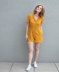 Saturday Sun Romper