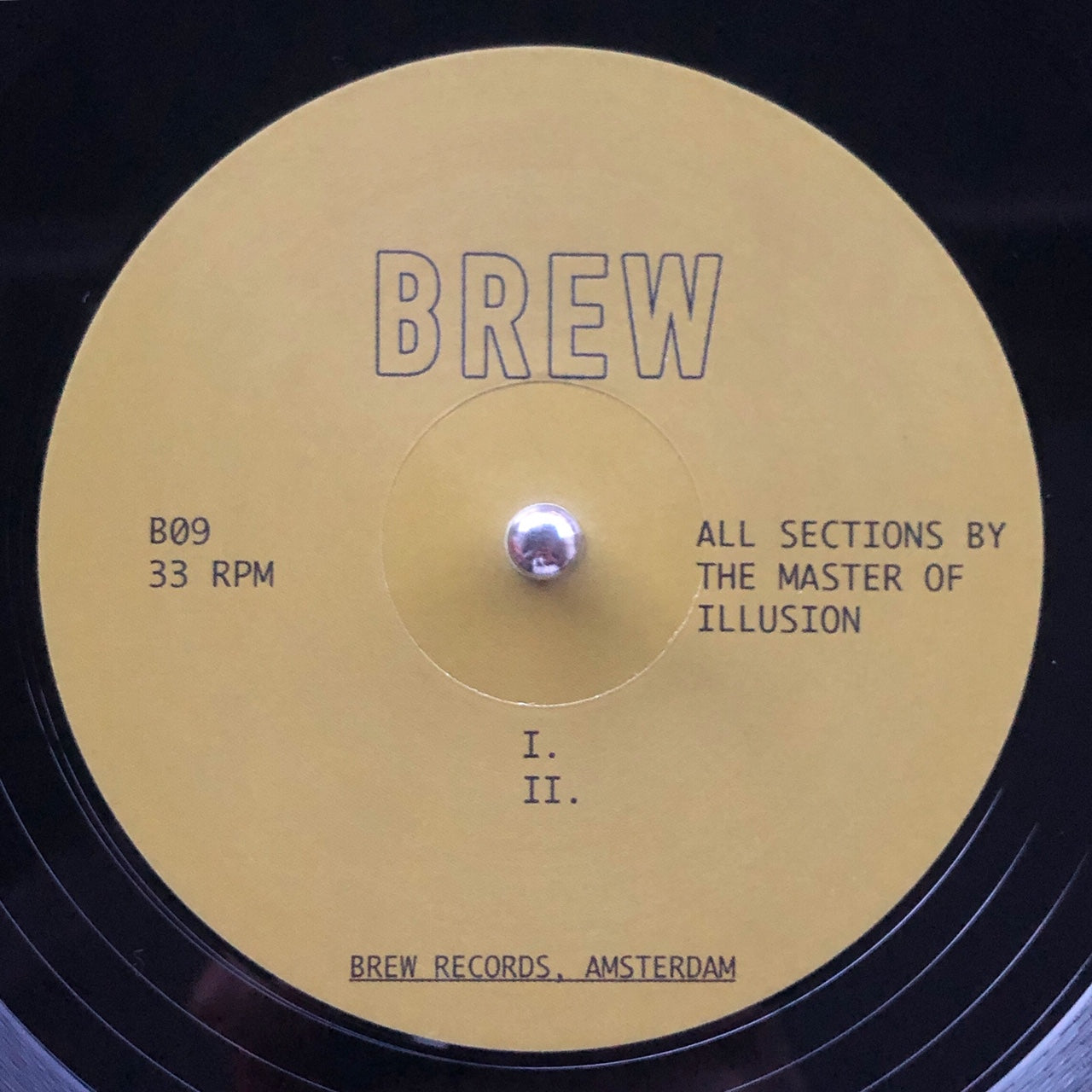 Master Of Illusions - BREW09