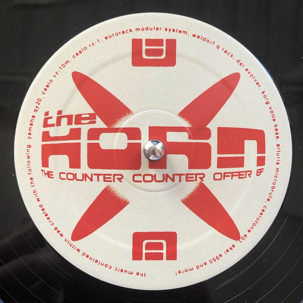 The Horn ‎– The Counter Counter Offer EP