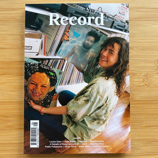 Record Culture Magazine Issue 8