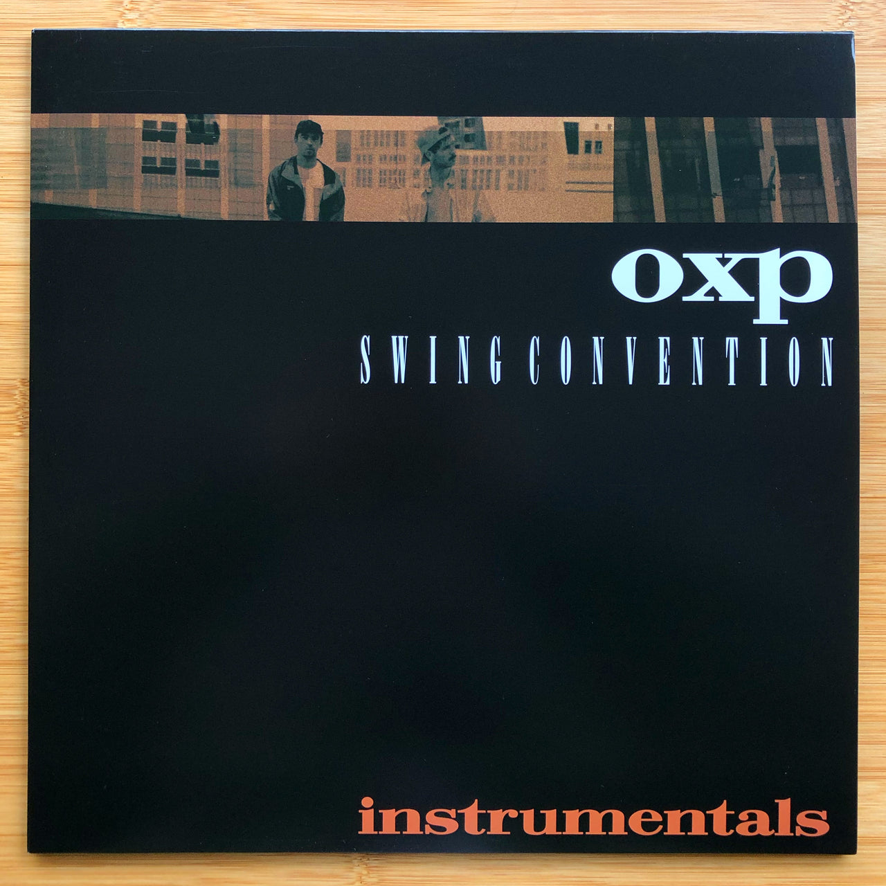OXP - Swing Convention (Instrumentals)