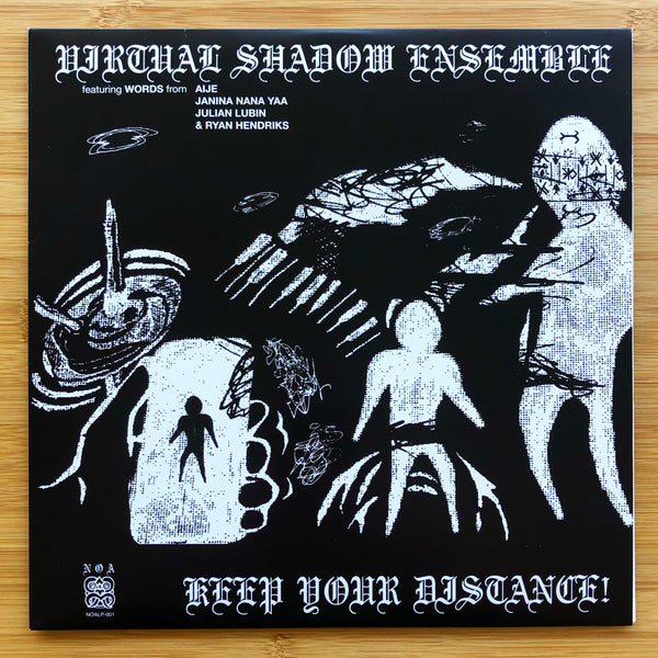 Virtual Shadow Ensemble - Keep Your Distance!