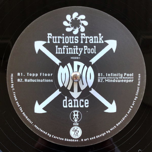 Furious Frank ‎– Infinity Pool