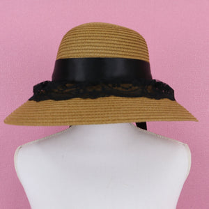 Heroine HATS (black) - Poupee Boutique