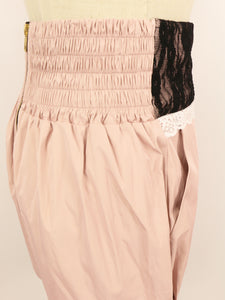 Corset short-pants (pink) - Poupee Boutique