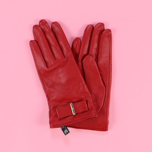 Red Gloves - Poupee Boutique