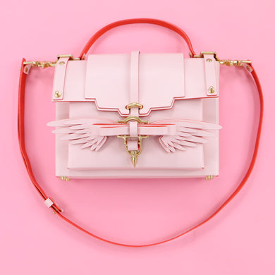 niels-peeraer bag (pink) - Poupee Boutique