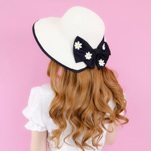 Flower ribbon HATS - Poupee Boutique