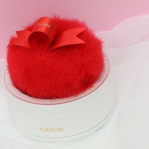Puff (red) - Poupee Boutique