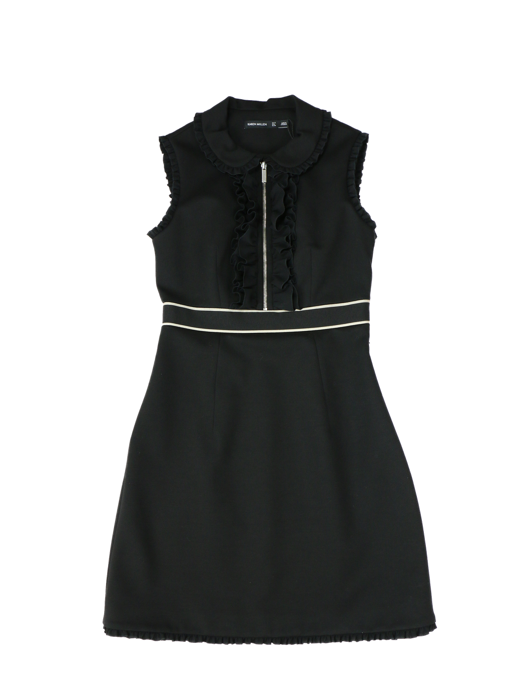 KAREN MILLEN black one-piece - Poupee Boutique