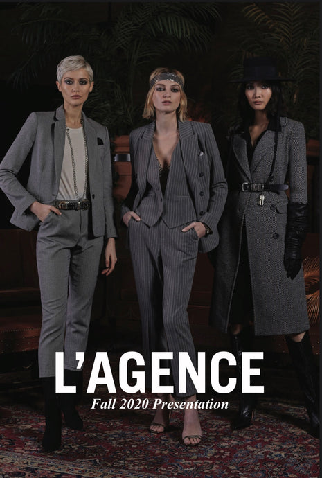 L'Agence Fall 2020 Lookbook