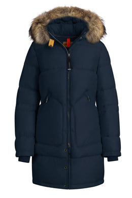 Light Long Bear Coat