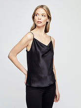 Load image into Gallery viewer, Kay Cowl Neck Tank