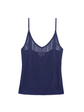 Load image into Gallery viewer, Hayek Knit Camisole Midnight