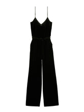 Load image into Gallery viewer, Jackie Velvet Jumpsuit