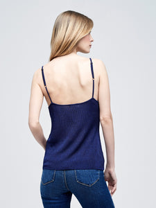 Hayek Knit Camisole Midnight
