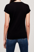 Load image into Gallery viewer, Becca Tee Black