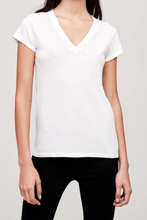 Load image into Gallery viewer, Becca Tee White