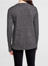 Load image into Gallery viewer, Circular Hem Crewneck