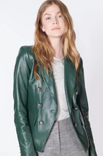 Load image into Gallery viewer, Cooke Leather Jacket