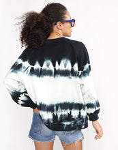 Load image into Gallery viewer, Ruby Tie Dye Sweatshirt