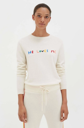 He-Loves-Me Sweater