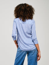 Load image into Gallery viewer, Ryan Blouse Faded Denim
