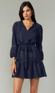 Barstow Cotton Tunic Dress