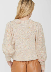 Andrain V-Neck Sweater