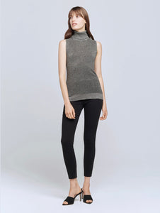 Sabrina Top Dark Green