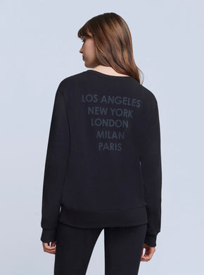 Heidi Cities Sweatshirt