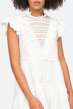 Load image into Gallery viewer, Lea Ruffle Dress