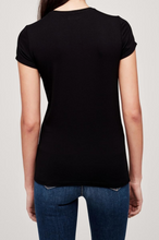 Load image into Gallery viewer, Ressi Tee Black