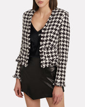 Load image into Gallery viewer, Adette Tweed Blazer