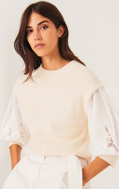Samoa Two-In-One Sweater