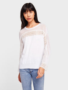 Crotchet Lace Top