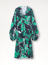 Load image into Gallery viewer, Freesia Dress Bright Green