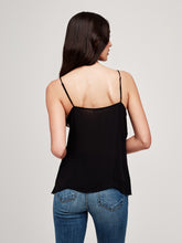 Load image into Gallery viewer, Gabriella Camisole Tank Black