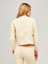 Load image into Gallery viewer, Janelle Jacket Coconut
