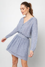 Load image into Gallery viewer, Jasmine Dress Tibet Stripe