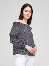 Load image into Gallery viewer, Mona Smocked Blouse