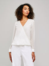 Load image into Gallery viewer, Perry Blouse Ivory