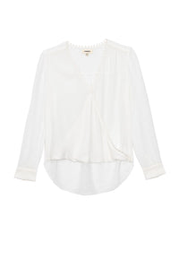 Perry Blouse Ivory