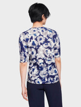 Load image into Gallery viewer, Tie Dye Floral Tee