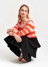 Load image into Gallery viewer, Vaduz Striped Sweater
