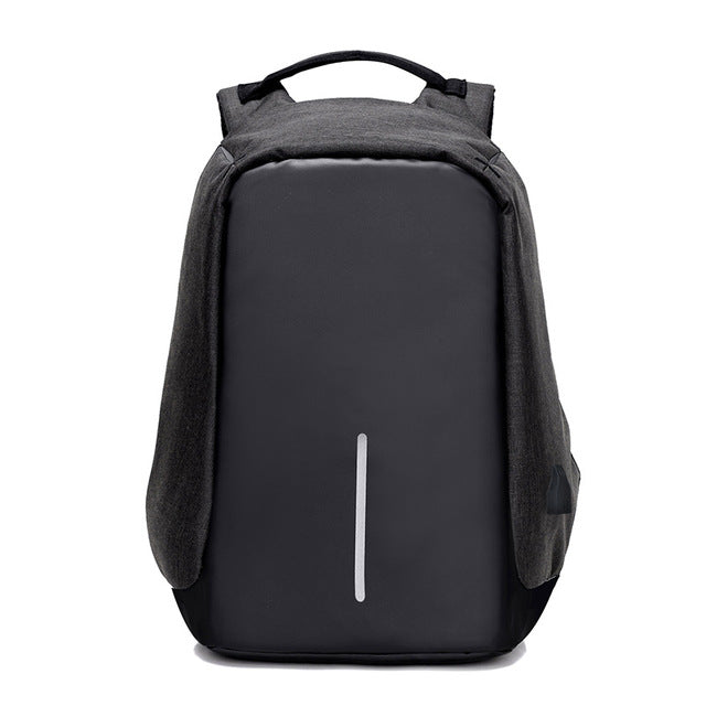 Multifunction, Anti-Theft, USB Charging 15 inch Laptop Backpack - 20 Liter