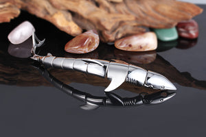 Polished Shark Bracelet